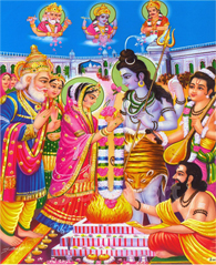 The Hindu Marriage – Vivaha Sanskara