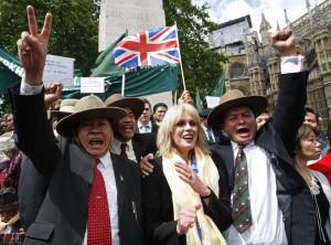 Gurkhas Victory