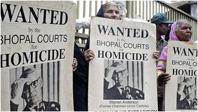 Updated – Bhopal Attack – 25 years on…