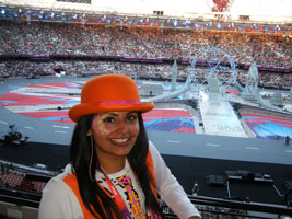 """London 2012 Olympics: """"Proud to have played our role in the greatest show on earth."""""""