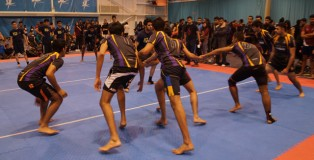 NHSF Sports Competition 2014