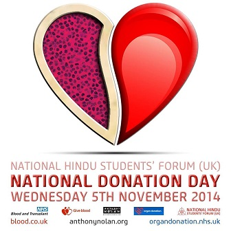 National Donation Day – Unleash the Superhero within You