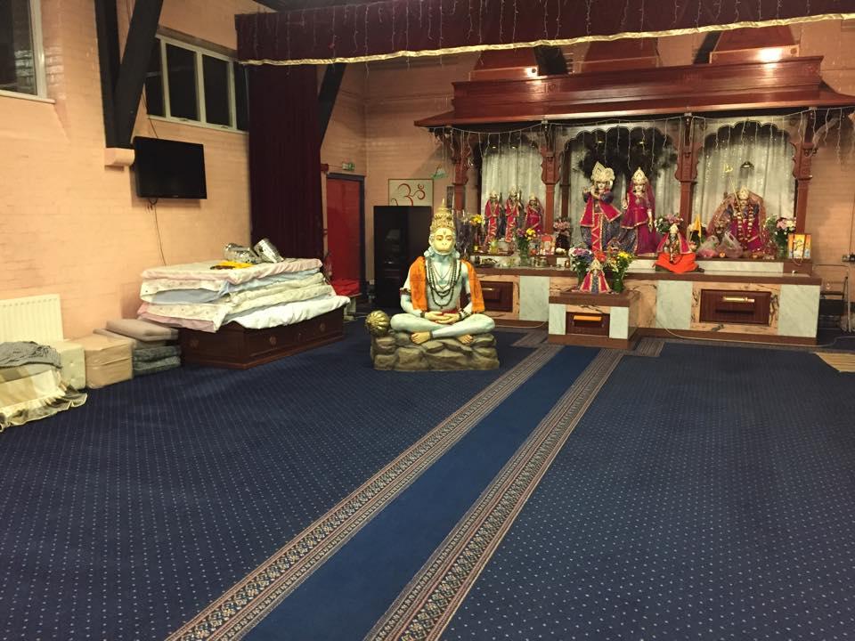 NHSF (UK) London & South Zone Hanumanji on Tour 2014-2015