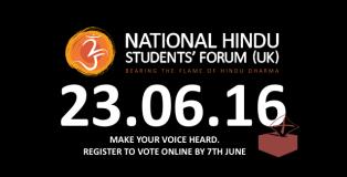 NHSF (UK) Vote 2016 Extended 25th Logo