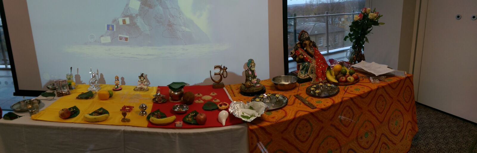 NHSF Sheffield's Shiva Puja for Hindu Awareness Week