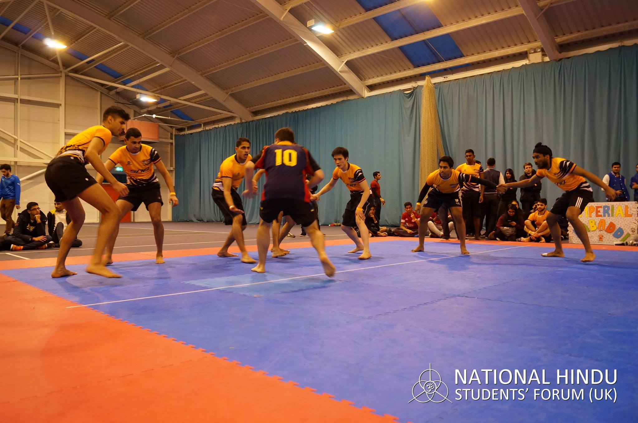 National Sports Competition 2016