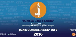 NHSF (UK) June Committees' Day 2016 – The Celebrations Have Begun
