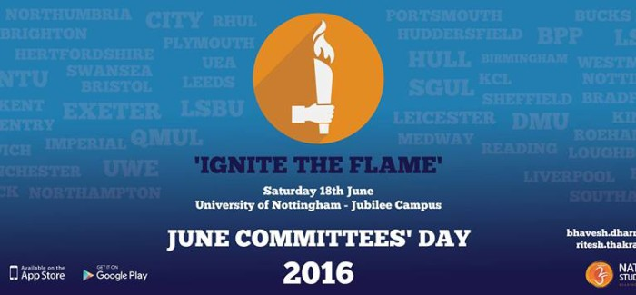 NHSF (UK) June Committees' Day – Let the Celebrations Begin