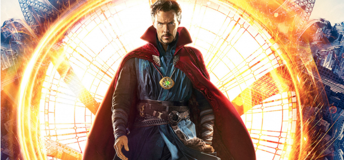 Even Doctor Strange had a Guru