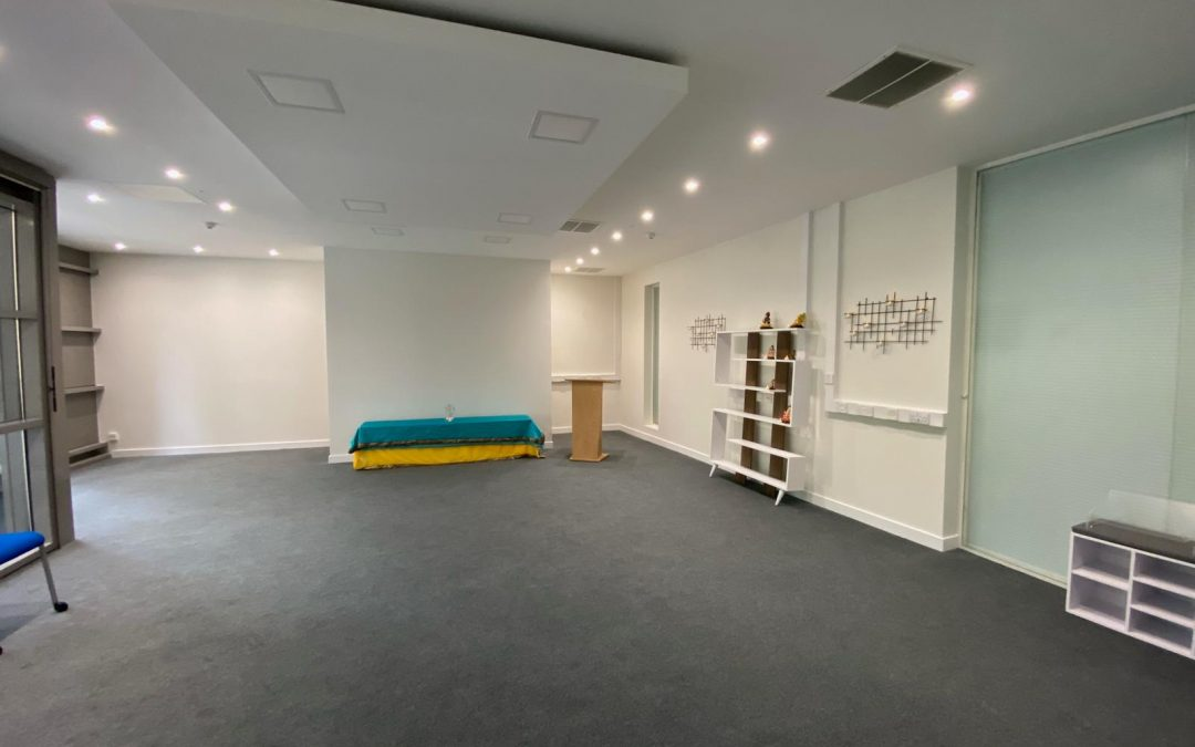 King's College London: Dharmic Prayer Room