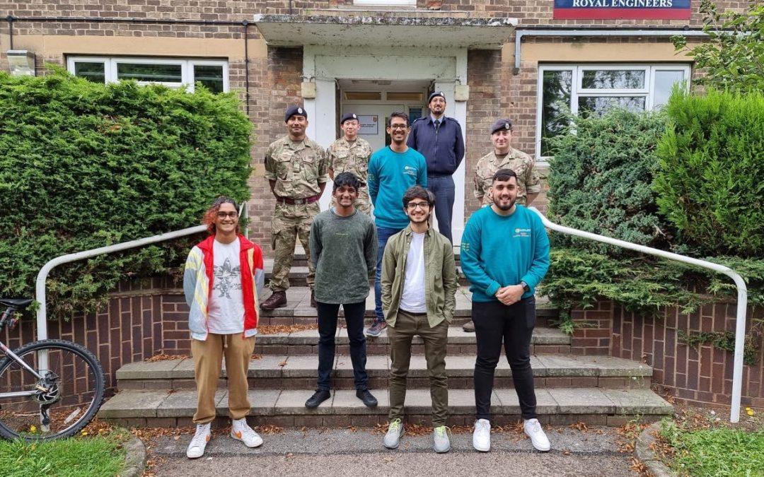NHSF (UK) and the Armed Forces: Raksha Bandhan
